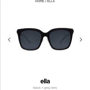 Diff Eyewear Ella Sunglasses NIB!!